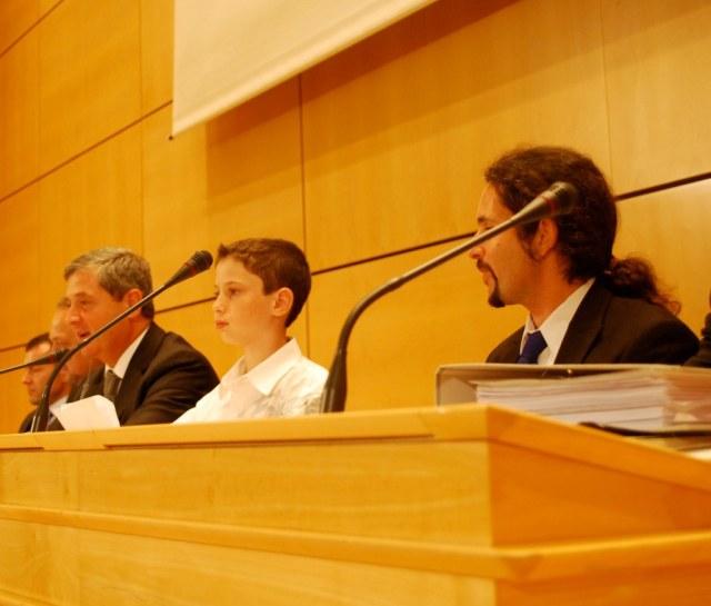 """דניאל יובל נואם בכנס 156 המדינות החברות באמנת האו""""ם למניעת מוקשים"""